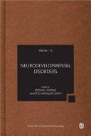 Neurodevelopmental Disorders Book