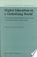 Higher Education In A Globalising World Book PDF