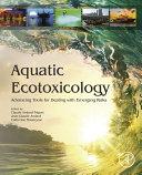 Aquatic Ecotoxicology Pdf/ePub eBook