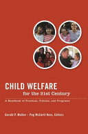 Child Welfare for the Twenty-first Century
