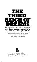 Pdf The Third Reich of Dreams