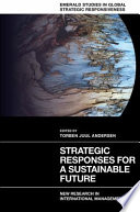 Strategic Responses for a Sustainable Future