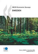 OECD Economic Surveys: Sweden 2008