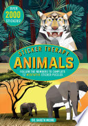 Sticker Therapy Animals