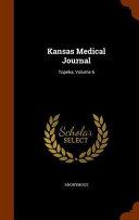 Kansas Medical Journal