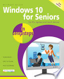 Windows 10 For Seniors In Easy Steps 3rd Edition