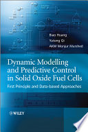 Dynamic Modeling and Predictive Control in Solid Oxide Fuel Cells