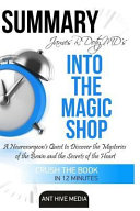 James R. Doty MD's Into the Magic Shop