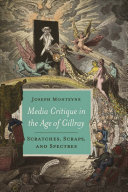 Media Critique in the Age of Gillray
