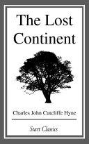 The Lost Continent Pdf