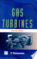 Gas Turbines 2E Book