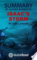 Summary of Isaac   s Storm by Erik Larson