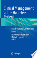 Clinical Management of the Homeless Patient Book