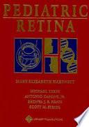 Pediatric Retina Book