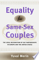 Equality For Same Sex Couples