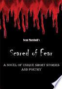 Scared Of Fear Book PDF