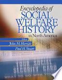 Encyclopedia of Social Welfare History in North America Book