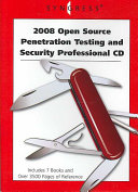 Open Source Penetration Testing and Security Professional 2008