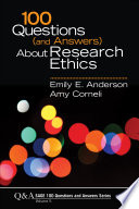 100 Questions  and Answers  About Research Ethics