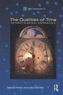 The Qualities of Time [Pdf/ePub] eBook