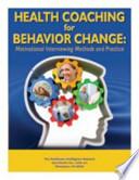 Health Coaching for Behavior Change