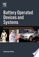 Battery Operated Devices And Systems Book PDF