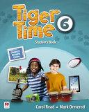 Tiger Time 6 SB Pack