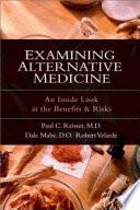 Examining Alternative Medicine