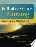 Palliative Care Nursing  Fourth Edition