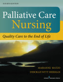 Palliative Care Nursing  Fourth Edition