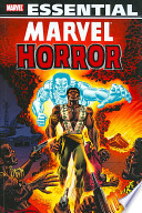 Essential Marvel Horror -