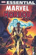 Essential Marvel Horror -