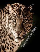 Leopard Composition Book