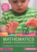 Cover of Mathematics in Early Years Education