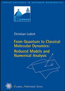 From Quantum to Classical Molecular Dynamics