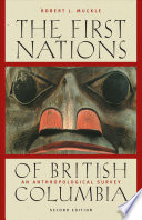 The First Nations Of British Columbia Second Edition