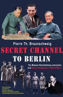 Pdf Secret Channel to Berlin Telecharger