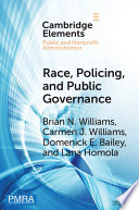 Race  Policing  and Public Governance
