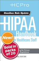 HIPAA Handbook for Healthcare Staff