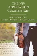 The Niv Application Commentary New Testament Set Matthew Revelation 20 Volume Collection