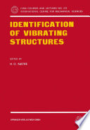 Identification Of Vibrating Structures Book PDF