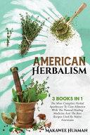 American Herbalism