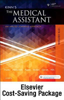 Kinn's the Medical Assistant - Text, Study Guide and Procedure Checklist Manual, and Simchart for the Medical Office 2018 Edition Package