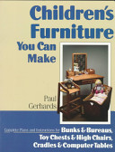 Children's Furniture You Can Make