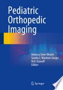 Pediatric Orthopedic Imaging Book
