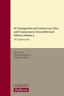 Eu Immigration and Asylum Law - Text and Commentary