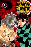 Demon Slayer: Kimetsu no Yaiba, Vol. 4 [Pdf/ePub] eBook