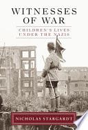 Witnesses Of War Book