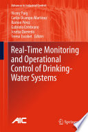 Real-time Monitoring and Operational Control of Drinking-Water Systems