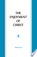 The Enjoyment of Christ